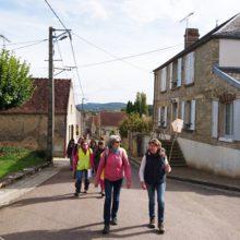 Pèlerinage au féminin vers Vézelay