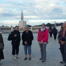 Des pèlerins dijonnais à Fatima