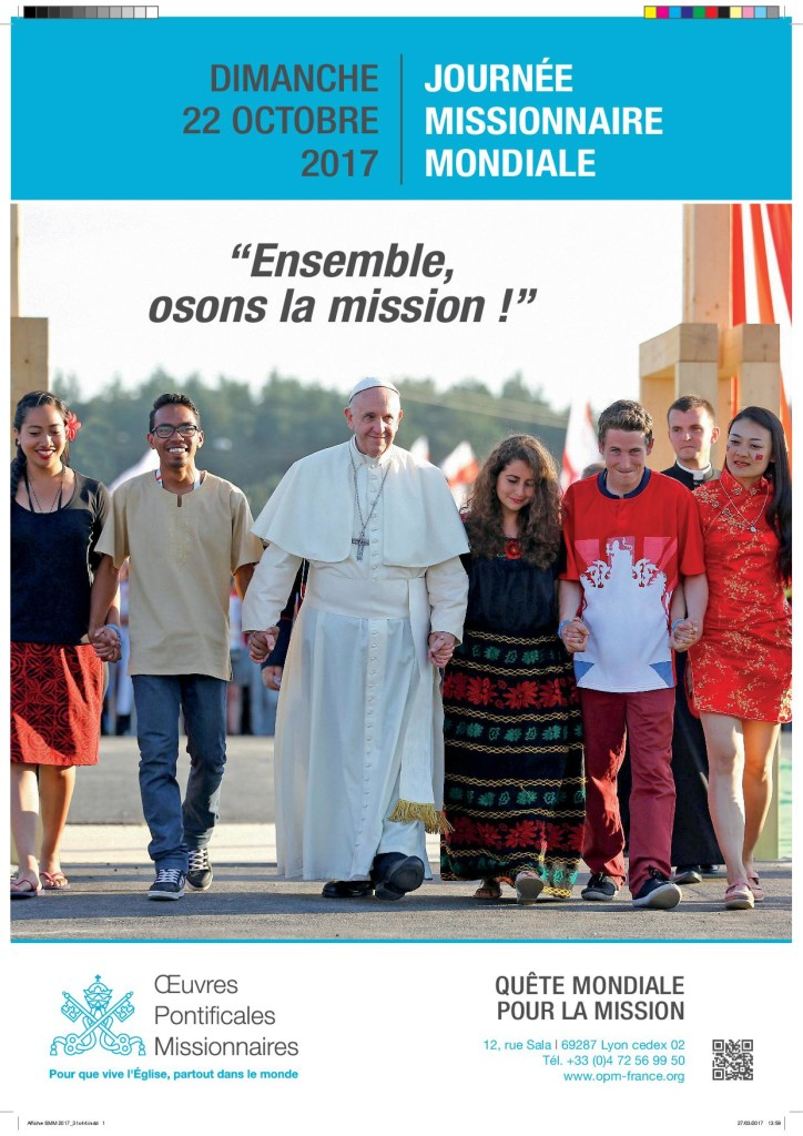 semaine missionaire mondiale 2017