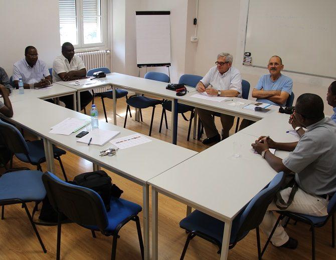 Des prêtres au service de nos paroisses durant l'été (2)