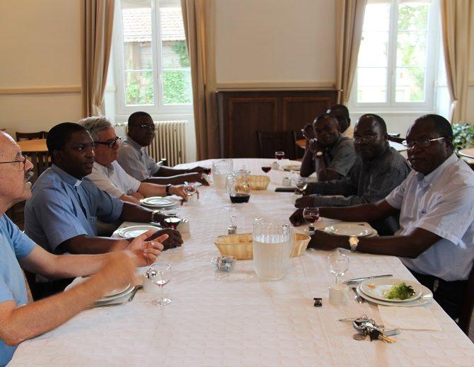 Des prêtres au service de nos paroisses durant l'été (3)