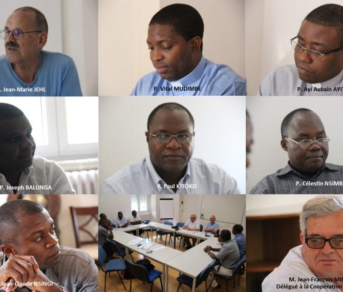 Des prêtres au service de nos paroisses durant l'été (4)
