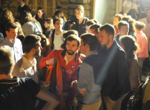 Messe de rentrée des étudiants au centre catholique universitaire : les photos