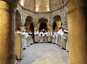 Le millénaire de la rotonde de la cathédrale Saint-Bénigne en images