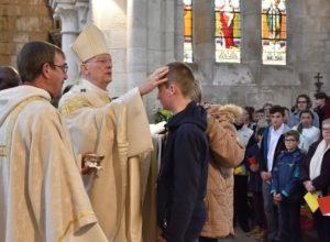 Photos des confirmations à Aignay-le-Duc et aux Maillys